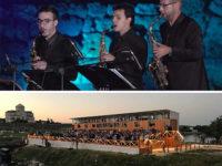 Felice Trotta,giovane sassofonista di Sassano,in Crimea tra i protagonisti di un concerto internazionale