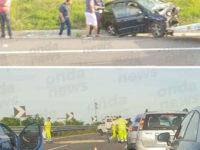 Anziana di Roccagloriosa perde la vita in incidente su A2 dopo aver dato l'ultimo saluto al figlio morto