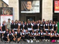 Le atlete della Kodokan Ginnastica in trasferta a Pesaro per la 6^ edizione del Golden Age Gym Festival