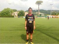 Un giovane cilentano nella rosa dei Giovanissimi Regionali del Benevento calcio