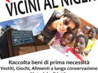 """Sant'Arsenio: l'Associazione Più Insieme organizza raccolta di beni di prima necessità """"Vicini al Niger"""""""