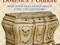 Atena Lucana: il 7 ottobre Mercatino dell'antiquariato e del collezionismo al Centro Commerciale Diano