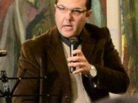 Michele Di Iesu, avvocato di Sala Consilina, in Abruzzo per la presentazione del suo ultimo libro