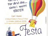 Sant'Arsenio: domani la Scuola dell'Infanzia celebra in piazza la Festa dei Nonni