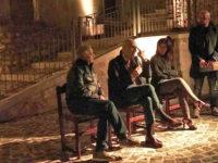 """A Sanza lettura e dialoghi nel centro storico con """"Librando"""". Presentato """"Teste Mozze"""" di Maldonato"""