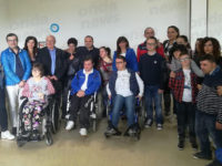 Inaugurato ad Arenabianca di Montesano sulla Marcellana il nuovo centro diurno per disabili