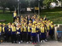 """Entusiasmo e partecipazione a Roccadaspide per l'edizione 2018 di """"Puliamo il Mondo"""""""