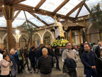 Da Montesano a Cava de' Tirreni, la statua di Sant'Antonio da Padova accolta dalla comunità francescana