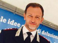 Carabinieri di Battipaglia. Il Maggiore Erich Fasolino lascia la guida della Compagnia