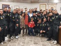 """Calcio, presentato lo """"Sporting Sala Consilina"""". Militerà nel Campionato di Terza Categoria"""