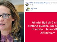 Frase shock su Cucchi del coordinatore della Lega Pontecagnano. L'indignazione della sorella Ilaria
