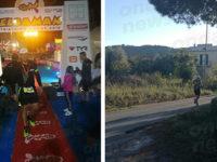 """Da Viggiano all'Isola d'Elba per la gara di triathlon """"Elbaman"""". Grande impresa per Ernesto Giovinazzo"""