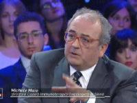 """""""Il cancro ha già perso"""", il dottor Michele Maio di Padula ospite di Massimo Giletti su La7"""