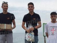 Per Niccolò De Angelis di Sassano medaglia di bronzo alla gara di Triathlon Sprint ad Agropoli