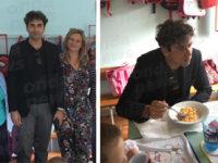 Sapri, il Sindaco a mensa con i bambini della Scuola dell'Infanzia per valutare la qualità del cibo