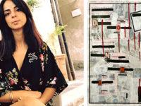 """Un'opera dell'artista teggianese Antonietta Morena esposta ad """"Arte Milano – The Factory"""""""