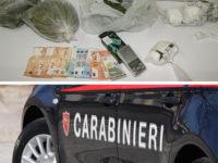 Vede i Carabinieri e butta dal finestrino dell'auto marijuana e cocaina. Arrestato 46enne ad Agropoli