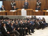 Luigi Pentangelo, nuovo Presidente del Tribunale di Lagonegro, si presenta alle Autorità
