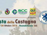 """Buonabitacolo: al via domani la III edizione della """"Festa della Castagna"""" in piazza Pertini"""