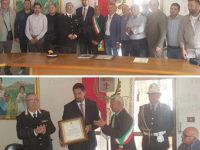 Il Comune di Auletta conferisce la cittadinanza onoraria al Capitano dei Carabinieri Gianni Cavallo