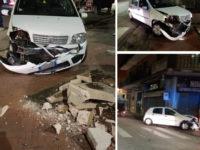 Sala Consilina: minorenne rumeno perde il controllo dell'auto e investe un'operatrice ecologica