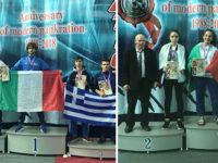 La New Kodokan di San Pietro al Tanagro conquista il podio al Campionato Mondiale di Pankration a Mosca
