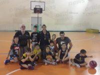 Sant'Arsenio: giovani sportivi a lezione da Maurizio Cremonini, responsabile nazionale del Minibasket