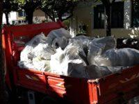 Monte San Giacomo: al via una raccolta straordinaria di rifiuti abbandonati illecitamente sul territorio