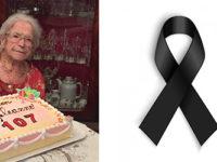 """Addio alla """"Nonna di Basilicata"""". E' morta a 107 anni Giuseppina Liberatore,la più anziana della regione"""