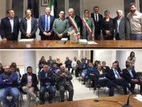 Caselle in Pittari e Canicattini Bagni sottoscrivono un patto per suggellare un'amicizia lunga 18 anni