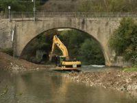 """Auletta, al via la messa in sicurezza del ponte sulla S.S.19.La soddisfazione del Comitato """"Ponte Nuovo"""""""