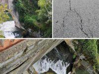 """Auletta: struttura del ponte sulla S.S.19 a rischio. Il Comitato """"Ponte Nuovo"""" lancia l'allarme all'Anas"""