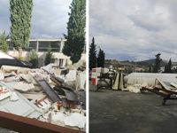 Deposito incontrollato di rifiuti speciali nella zona industriale di Contursi. Una persona denunciata