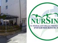 """Carenza di personale al """"San Luca"""" di Vallo della Lucania. Il sindacato NurSind:""""Situazione paradossale"""""""