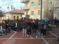 Sciopero nazionale contro i tagli alla scuola. In piazza anche gli studenti del Vallo di Diano