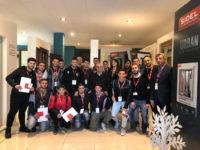"""Alla Sidel di Buonabitacolo ospiti gli studenti del """"Cicerone"""" di Sala Consilina per il """"PMI Day"""""""