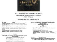 Il 29 novembre la Banca Monte Pruno al convegno su gioco pubblico e contesti sociali all'Unisa