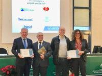 """La Banca Monte Pruno riceve a Bologna il Premio """"Grande Amico"""" della Fondazione ANT Onlus"""