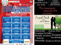 """Festival Teatrale Santarsenese. Domani di scena la Compagnia Eduardo con """"A piedi nudi nel parco"""""""