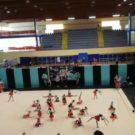 Le atlete della Kodokan a Nocera Inferiore per il Campionato di serie C di Ginnastica ritmica