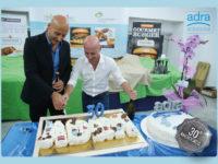 Grande successo all'Adra di Atena Lucana per il Food Day e i festeggiamenti del 30° anno di attività
