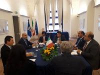 """Presentato il Memorandum tra Regione Basilicata ed Emirati Arabi nella prospettiva del """"dopo petrolio"""""""