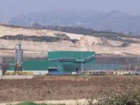 La Provincia autorizza il TMB Battipaglia allo stoccaggio temporaneo della frazione secca tritovagliata