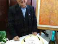 Don Franco Russo, originario di Sassano, festeggia i suoi 80 anni. Chiesa in festa a Buonabitacolo