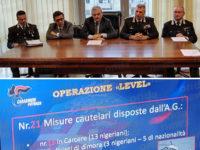 Si rifornivano di droga a Napoli per spacciarla poi a Potenza. 13 arresti e 8 divieti di dimora