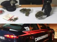 Un 23enne di Sassano trovato con la droga e tre ragazze scoperte a rubare abbigliamento. Arrestati