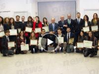 Banca Monte Pruno. Assegnate le borse di studio a 27 studenti particolarmente meritevoli