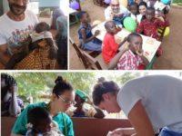 """""""Io, in Togo come volontario per aiutare chi soffre"""". Il racconto del teggianese Carlo Vertuccio"""