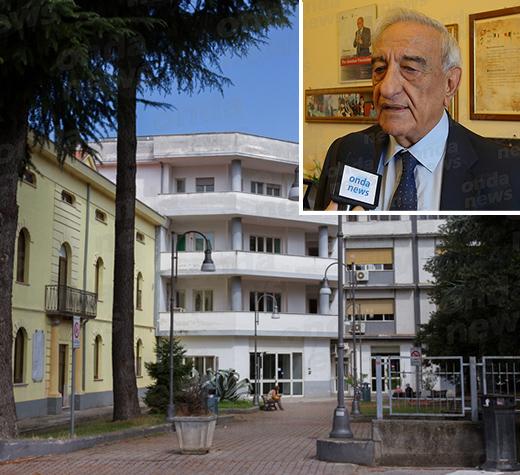 """Rocco Giuliano contro la chiusura del Punto Nascita a Polla.""""Impugneremo il Decreto dinanzi al Tar"""""""