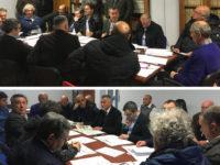 Consorzio di Bonifica Integrale Vallo di Diano e Tanagro. Il Presidente Curcio incontra i Sindaci